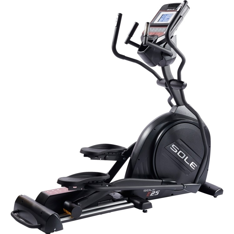 Sole Fitness E25 Elliptical Cross Trainer