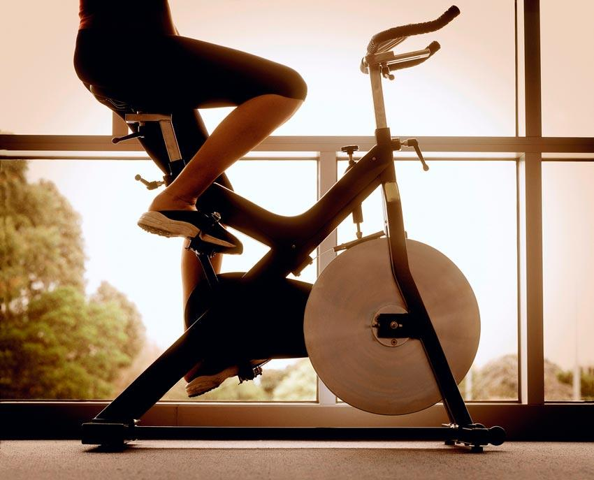 Recumbent & Vertical Exercise Bikes